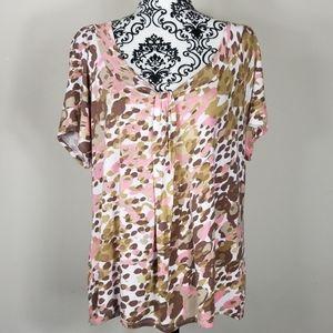 Women's George XXL shortsleeved blouse